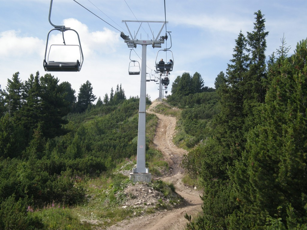 Pionerska Chair Lift