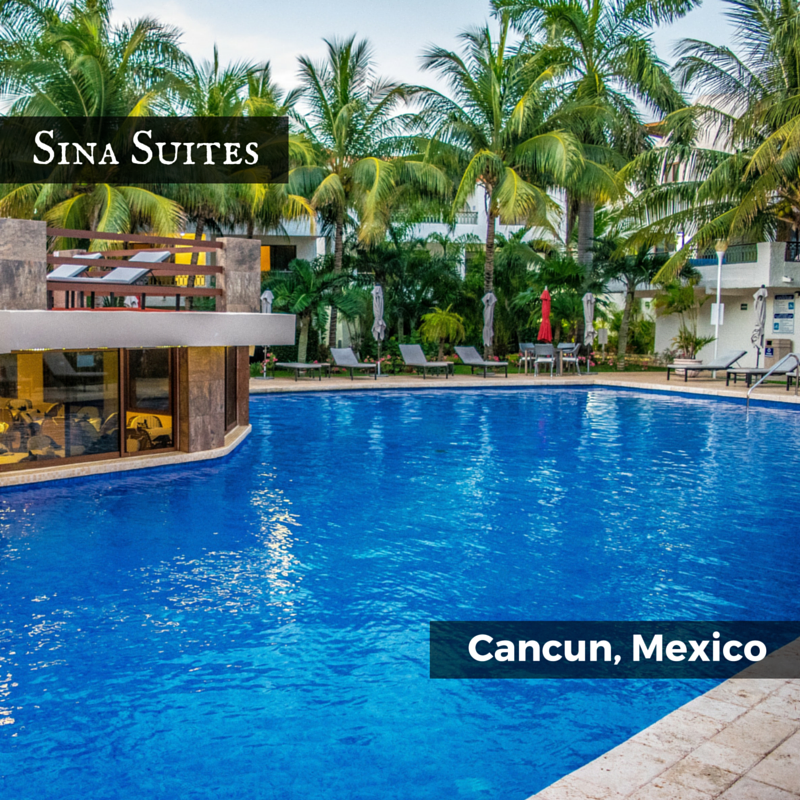 Sina Suites - Cancun, Mexico