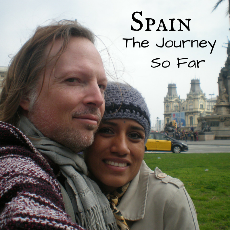 Spain - The Journey So Far
