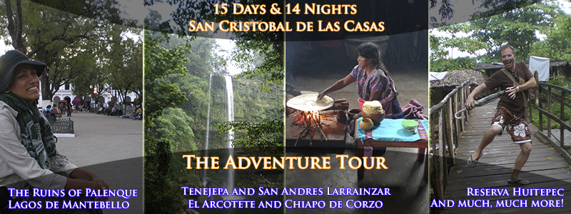 The Adventure Tour