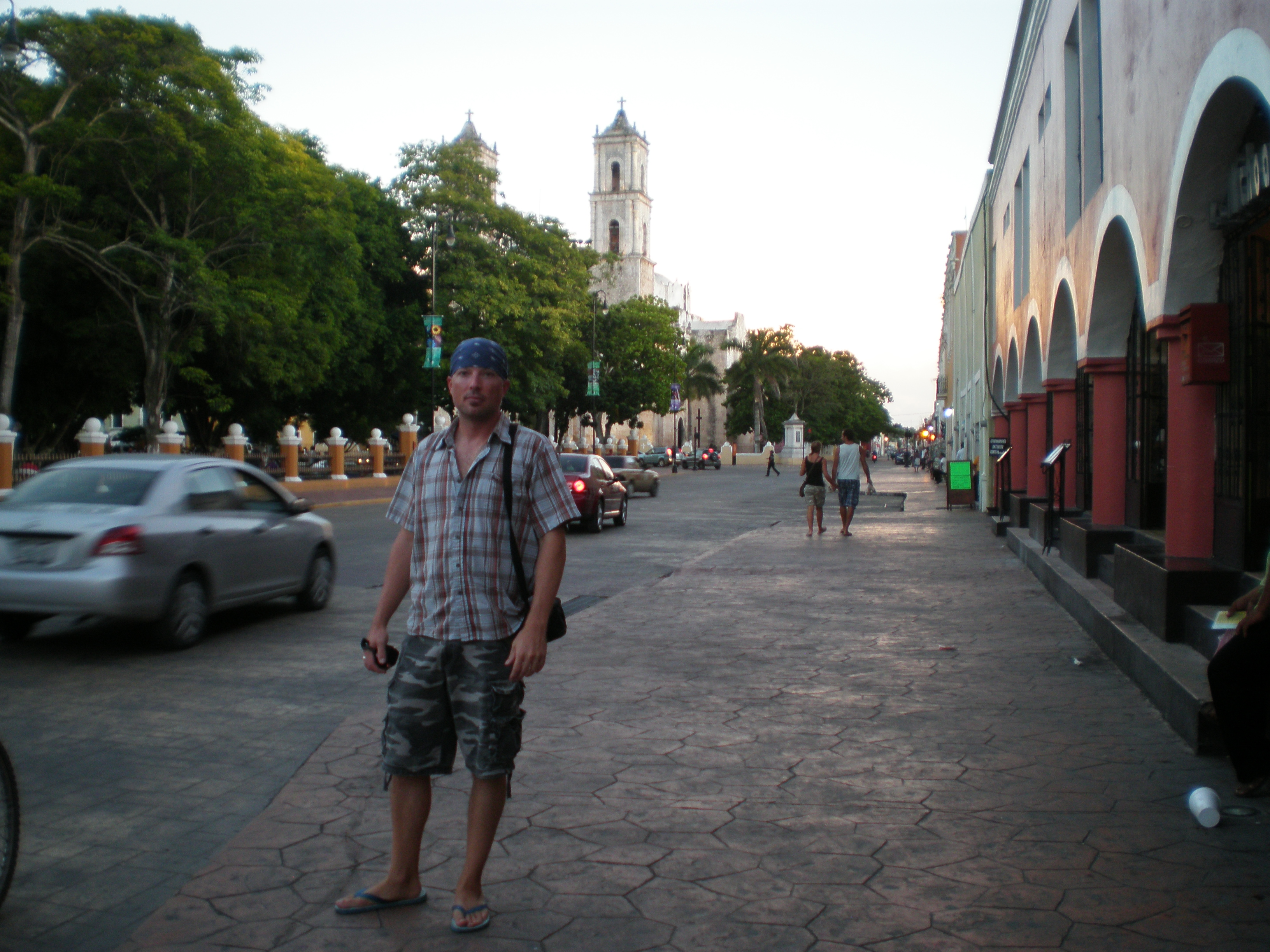 Me in Valladolid