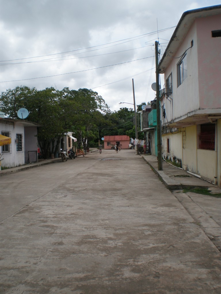 street in Chable